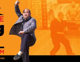 #5 for Design of a kungfu contents FB page banner1 by zedsheikh83