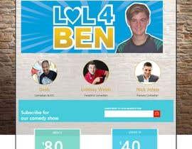 #9 για LOL 4 Ben Website Template από bdwebdesign24