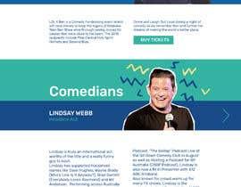 #5 για LOL 4 Ben Website Template από angledesignin