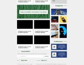 #53 cho Design a Website Mockup bởi hejven