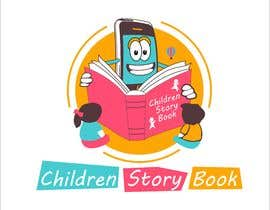 #9 for Logo design for children story book app by shahinashafin