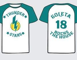 #29 for tshirt design by azki