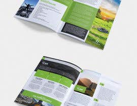 "#17 for Design a Full Page PDF Brochure ""white paper"" (Adobe InDesign) af GraphicExpertz"