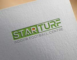 #51 for Star Turf Indoor Football Centre Logo by KhRipon72