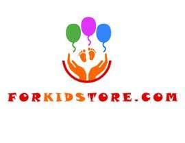 nº 20 pour Design a Logo Forkidstore [dot] com par rakeshpatel340