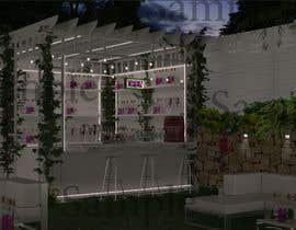 Eyad210 tarafından design a summer bar for a ballroom için no 13