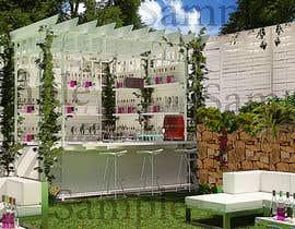 #18 cho design a summer bar for a ballroom bởi Eyad210