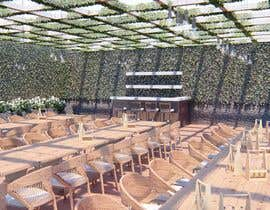 #16 cho design a summer bar for a ballroom bởi felipelopezvilla