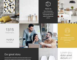nº 1 pour build me a company profile for an interior design par subhankar666