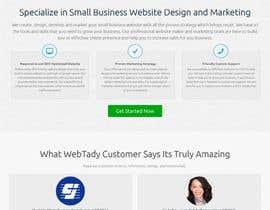 #7 для Create a Web Design WordPress Template от mahabub27