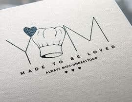 #64 para Cute Logo Design using Initials YM por mariefaustineds