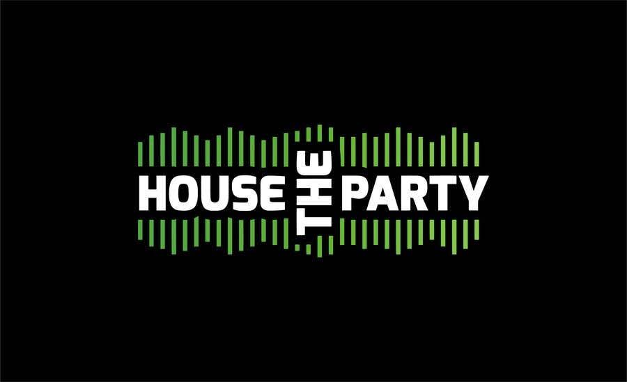 Kilpailutyö #56 kilpailussa Design New Logo For House The Party (Design Idea Attached)