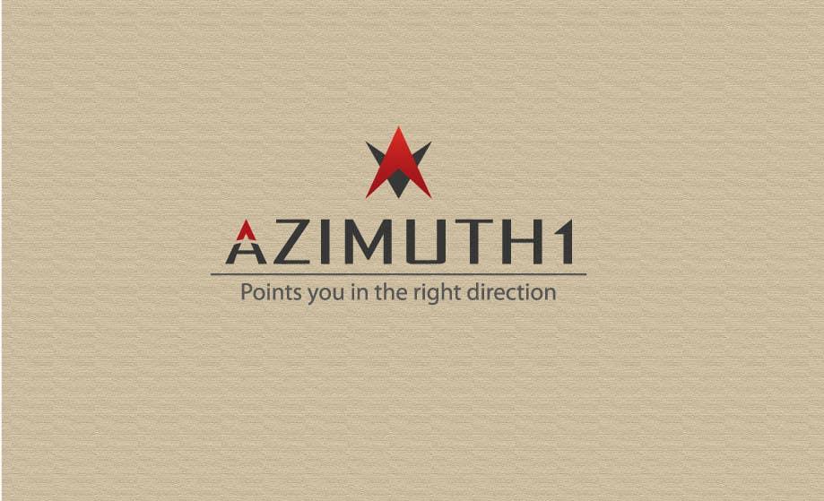 Конкурсная заявка №189 для Logo Design for Azimuth1