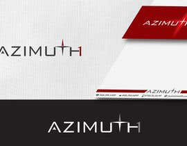 #218 para Logo Design for Azimuth1 por IIDoberManII