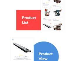 nº 28 pour Design an Ecommerce App par kuyabalap