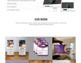 #10 для Design a Website Mockup - CAD-corner.com от alifffrasel