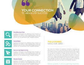 #42 for LE Chamber Brochure by GetMeHire