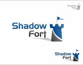 #77 para Logo Design for Shadow Fort por suryagrapix