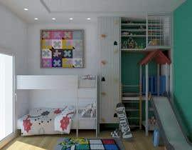 #28 untuk Interior design - Kids bedroom/playroom oleh FuRuS