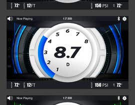 #26 for Automotive Dashboard Background by Watfa3D
