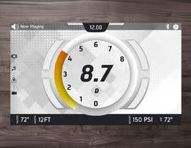 #9 for Automotive Dashboard Background by Artkisel