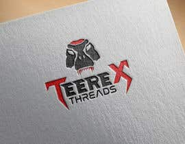 #102 for TeeRex Threads - Logo Design - Low Poly Art by hermesbri121091