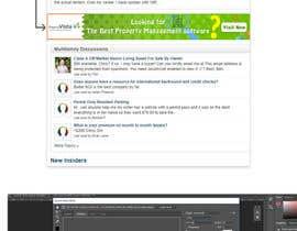 #40 for 468x60px Banner Ad Creative af ArifurRahaman13