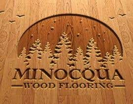 #364 for Logo For Wood Flooring Company - Northwoods Style with a Cabin Feel. by amrmazar