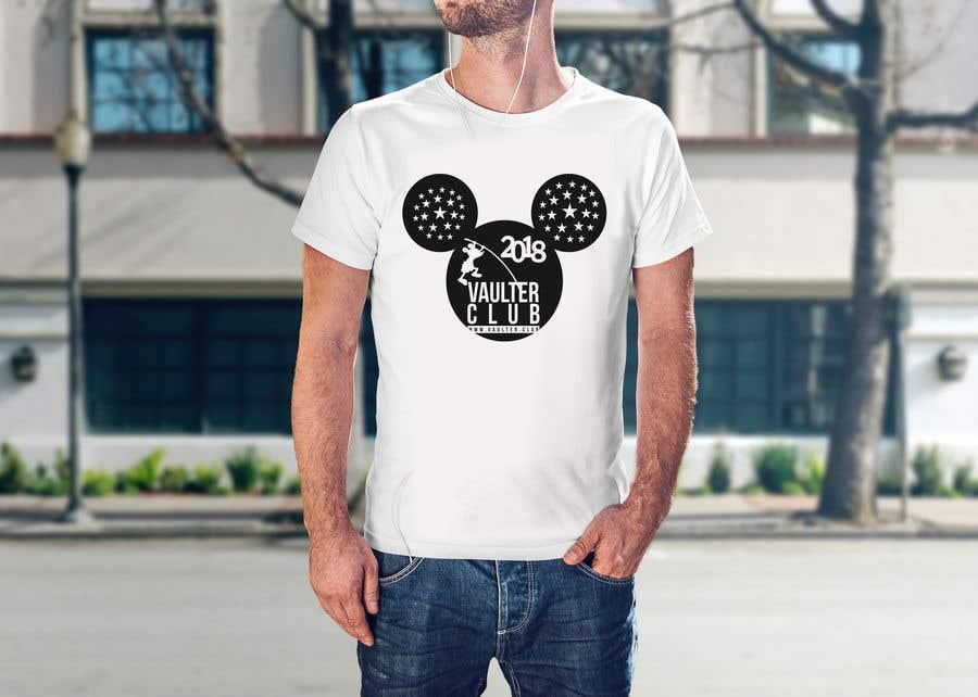 Contest Entry #26 for Disneyland Club Trip Design