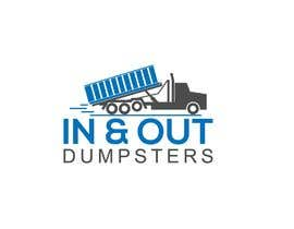 #25 for Dumpster Rental Company Logo by baharhossain80