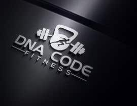 "#13 for Logo for ""DNA Code Fitness"". A masculine fitness line. The attached photo provides you with the kind of character we are looking for. Logo should include DNA imagery. Will need an image for social media use and one optimized for printing on clothing. by shahadatfarukom5"