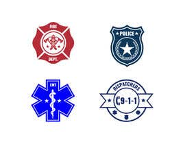 #2 cho Vector Art for First Responder Professions (Fire, EMS, Police, 911 Dispatchers) bởi sudhalottos