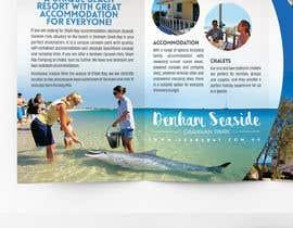#55 for Design a Brochure for a Caravan Park by jeezon