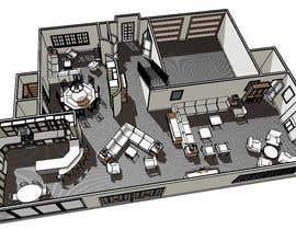 #13 para design 1st floor floor plan por ronaaron2