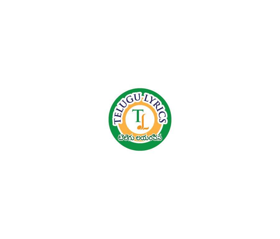"""Inscrição nº                                         24                                      do Concurso para                                         Design a Logo for Telugu Music Portal with Primary focus on """"Telugu Lyrics"""""""
