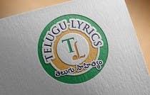 """Graphic Design Inscrição do Concurso Nº26 para Design a Logo for Telugu Music Portal with Primary focus on """"Telugu Lyrics"""""""