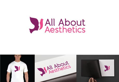 Contest Entry #95 for Logo Design for All About Aesthetics