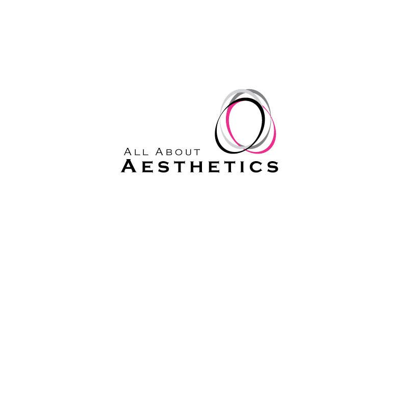 Contest Entry #82 for Logo Design for All About Aesthetics
