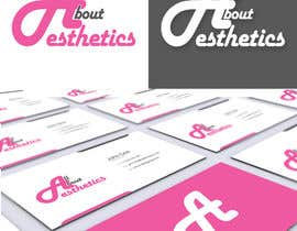 #75 untuk Logo Design for All About Aesthetics oleh Opacity
