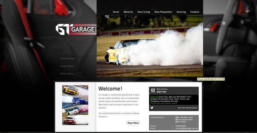 Inscrição nº                                         20                                      do Concurso para                                         Logo Design for Automotive Workshop (High Performance Cars)