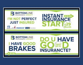 #23 for Design Banner for Insurance agency ( Publisher format ) by Sajuahammad