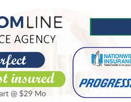 #17 for Design Banner for Insurance agency ( Publisher format ) by tanjiasultana