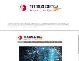 """#110 dla Design a Logo for """"The Renegade Esthetician"""" przez saifsg420"""