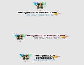 """#197 dla Design a Logo for """"The Renegade Esthetician"""" przez saifsg420"""
