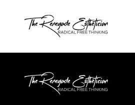 """islamsara655 tarafından Design a Logo for """"The Renegade Esthetician"""" için no 47"""