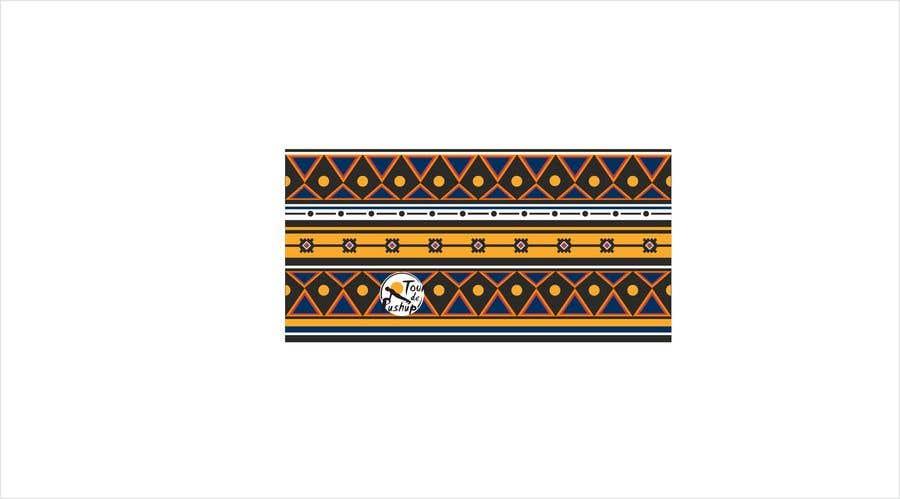 Příspěvek č. 11 do soutěže Design a tubular bandana