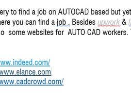 #8 pentru Search website with job offers (CAD/CAM) from EU and other countries de către Meerbd