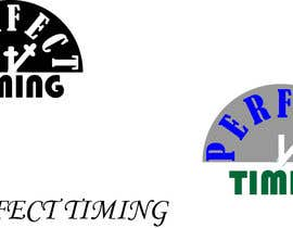 #81 for Perfect Timing Logo by dayakmlt