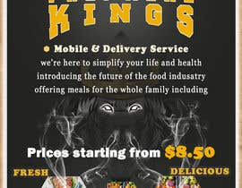 #25 for Prep Meals Flyer by shamim1233