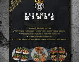 #18 za Prep Meals Flyer od graphicshero